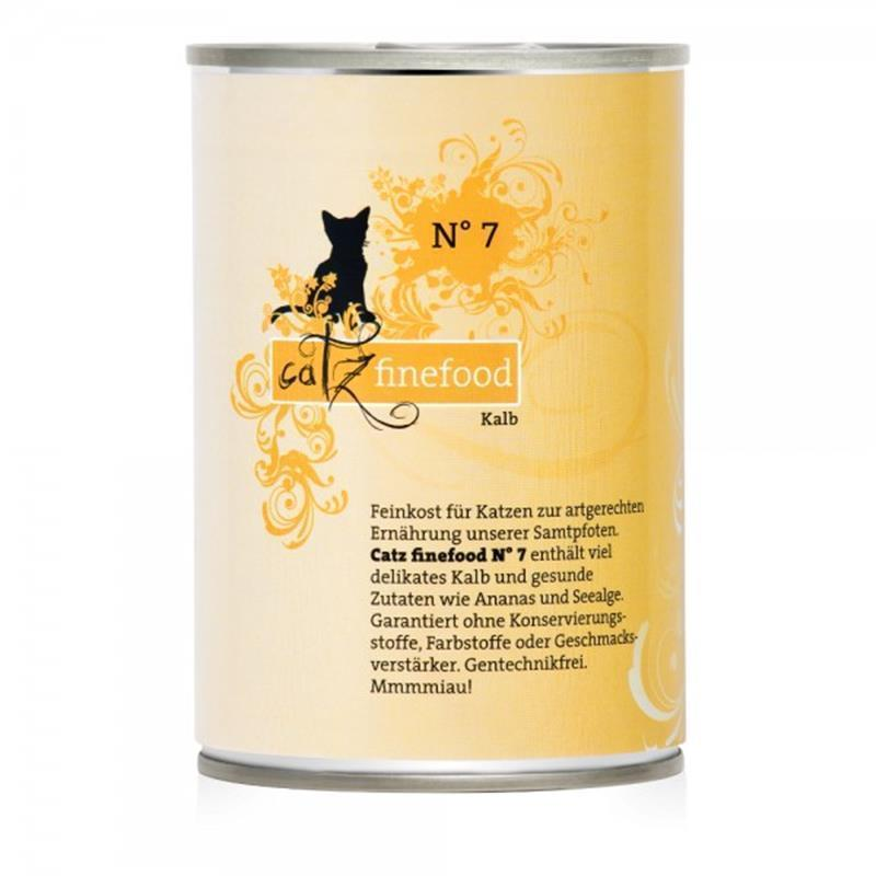 Catz Finefood no. 07 teletina 400g