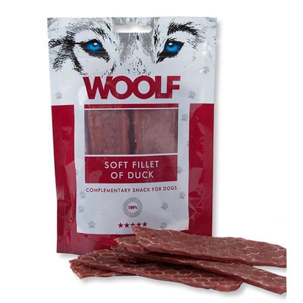 Woolf Soft Duck Fillet 100g