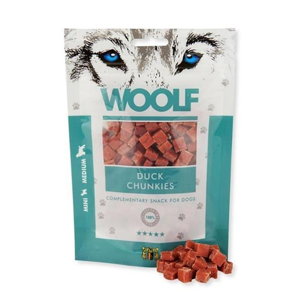 Woolf Soft Duck Chunkies 100g