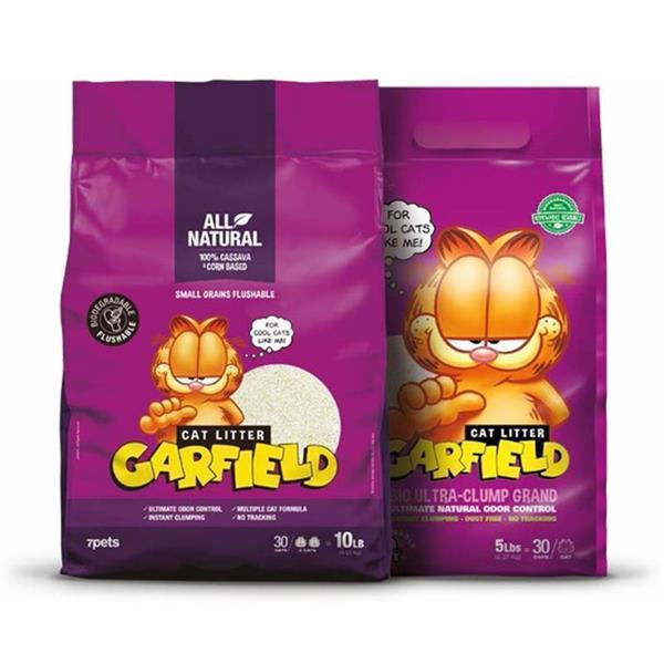Garfield posip Bio ultra clump grand