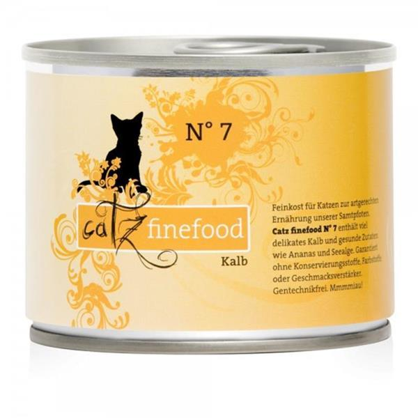 Catz Finefood no. 07 teletina 200g