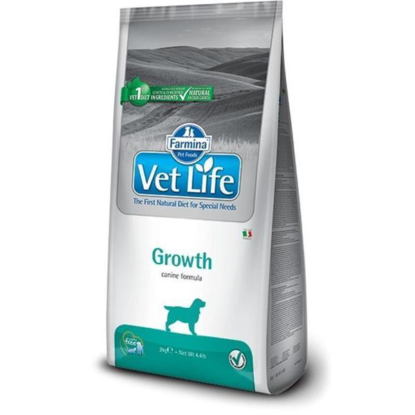 Vet Life briketi za pse Growth