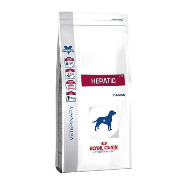 RC Veterinary Diet Dog Hepatic