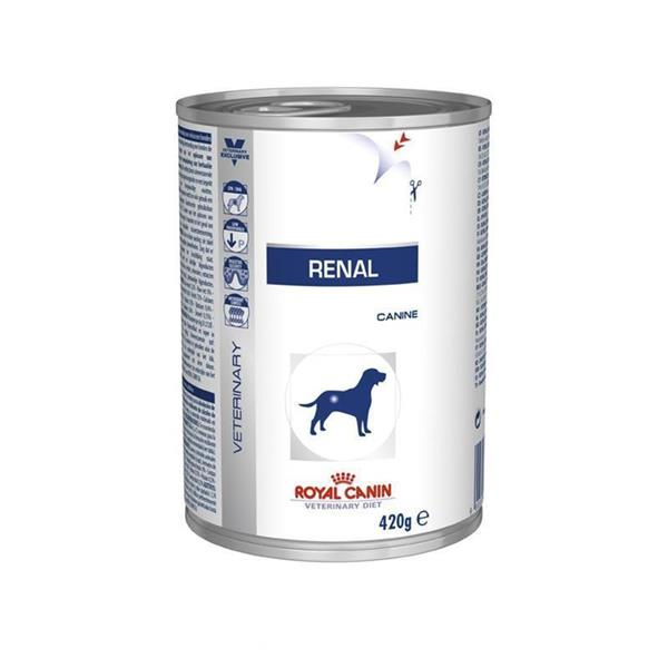 RC Veterinary Diet Dog Renal konzerva 6x420g