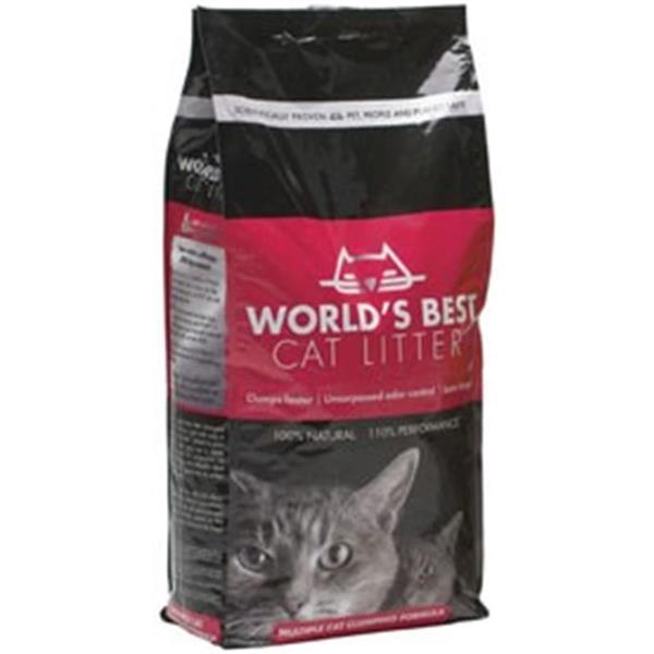 World's Best Cat Litter Multiple Cat Formula