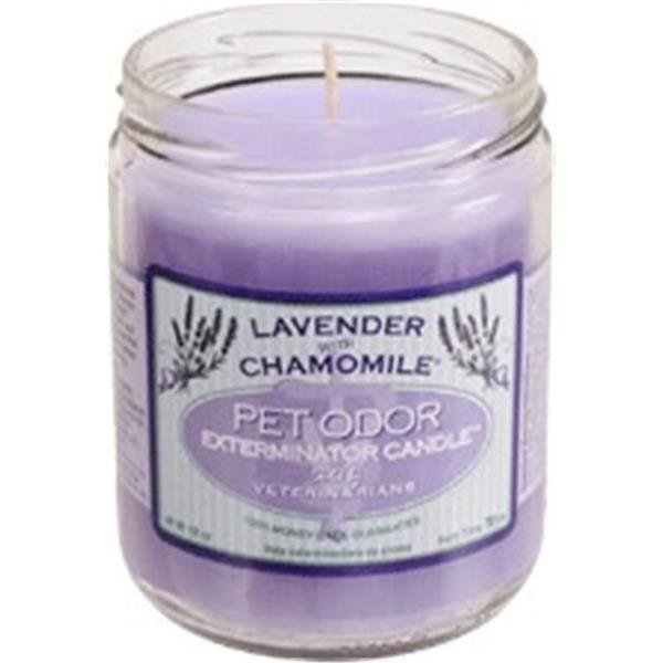 Pet Odor sveča Lavender