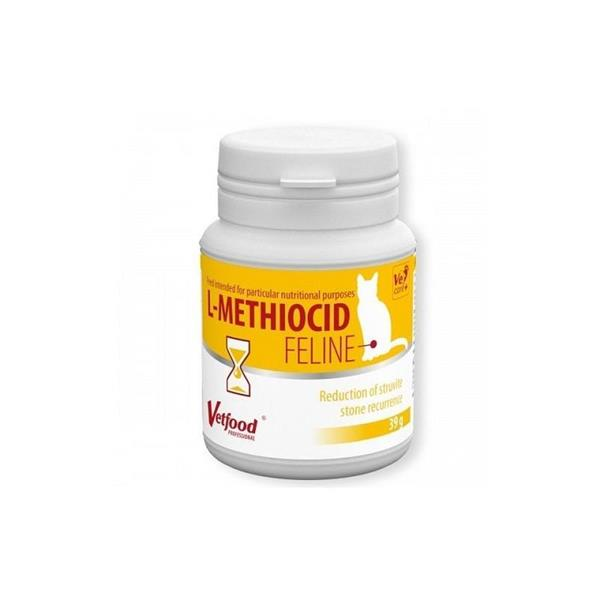 Vetfood L-Methiocid for Cat