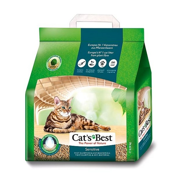 Cat's Best posip Sensitive 8L