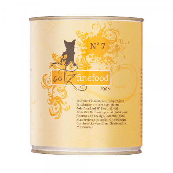 Catz Finefood no. 07 teletina 800g