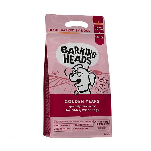 Barking Heads briketi Golden Years