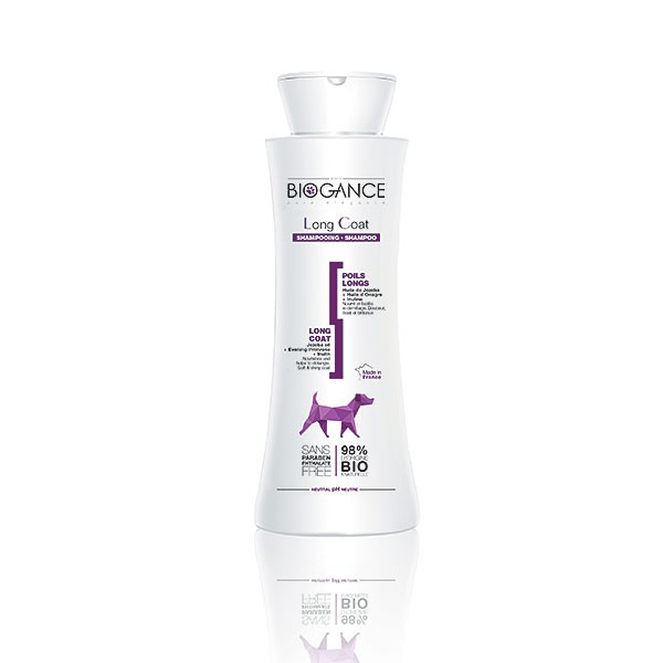 Biogance šampon Long Coat 250ml
