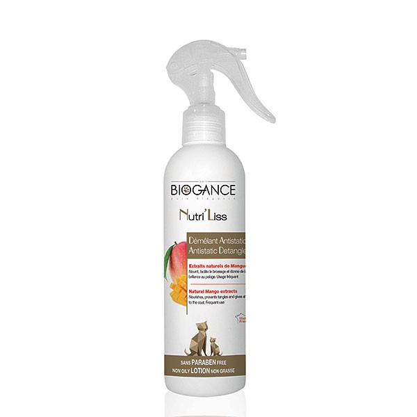 Biogance Nutri'liss Cat 250ml