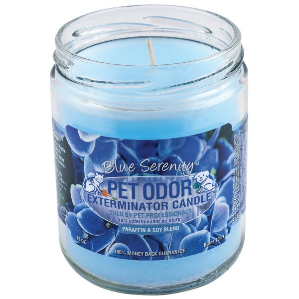 Pet Odor sveča Blue Serenity