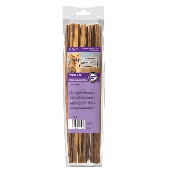 Chewies Sticks Maxi Govedina 60g