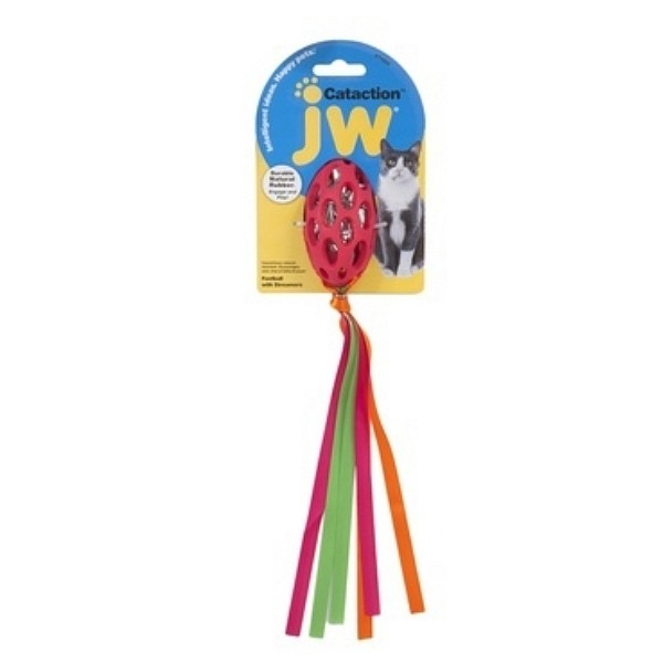 JW Cataction Football with Streamers