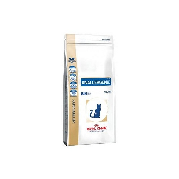 RC Veterinary Diet Cat Anallergenic 2kg
