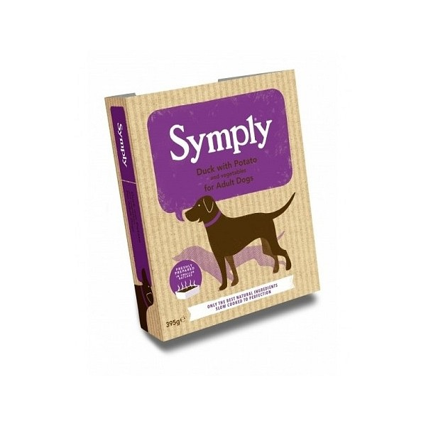 Symply Adult raca 395g