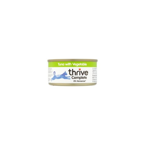 Thrive Complete tuna in zelenjava 75g