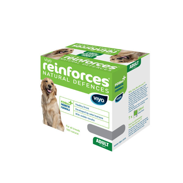 Viyo Reinforces dog Adult 7 x 30 ml