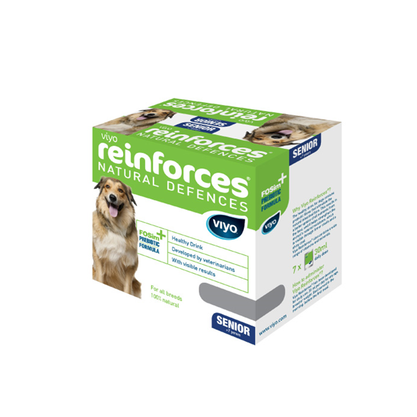 Viyo Reinforces dog Senior 7 x 30 ml