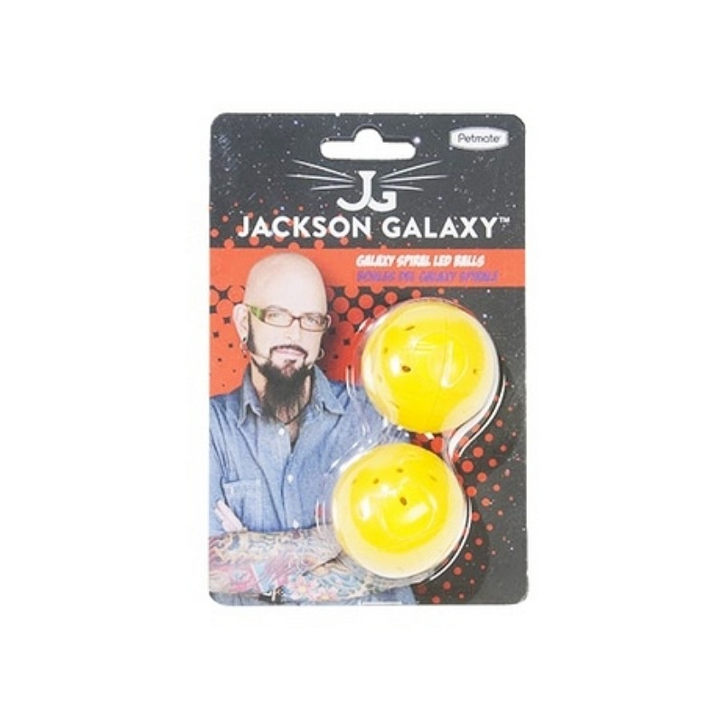 Jackson Galaxy Spiral Led Ball