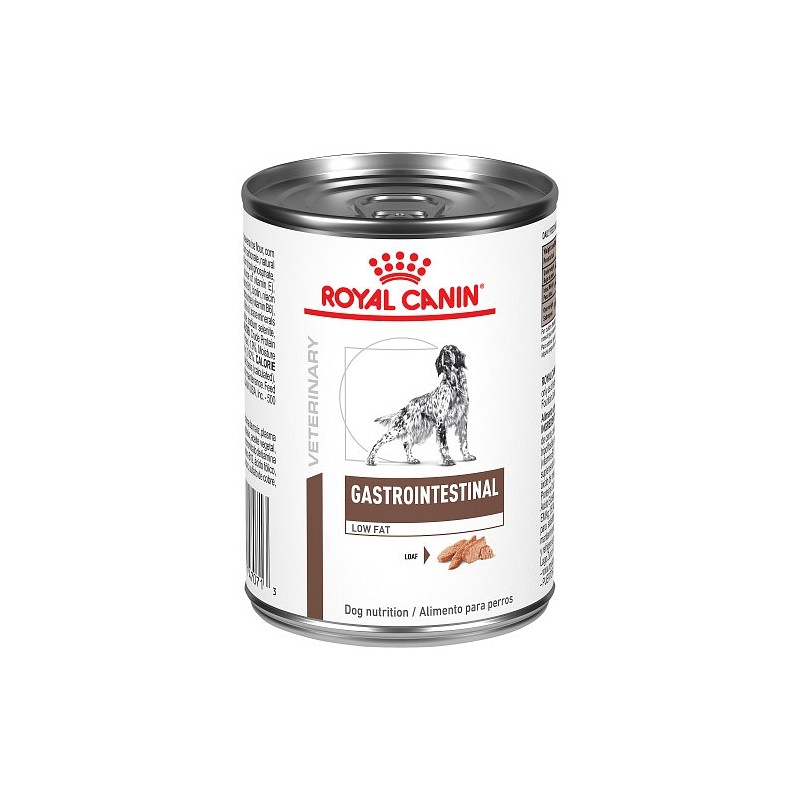 Royal Canin Veterinary Diet Dog Gastrointestinal Low Fat 12x410g