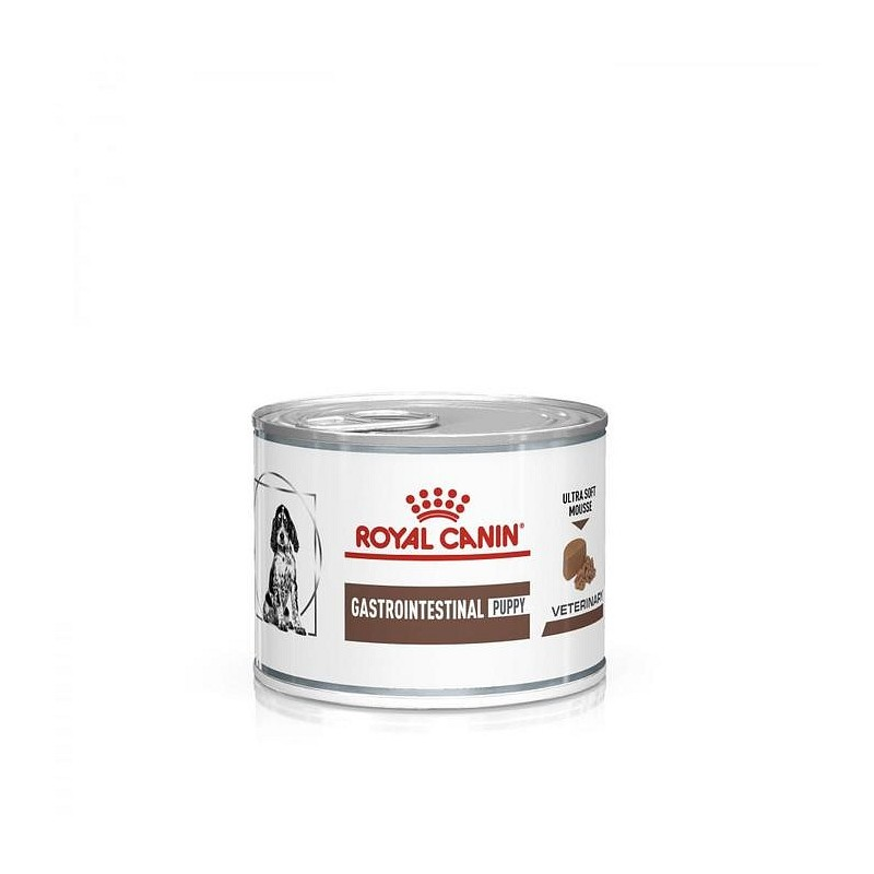Royal Canin Veterinary Diet Gastro Intestinal Puppy Mousse 195g